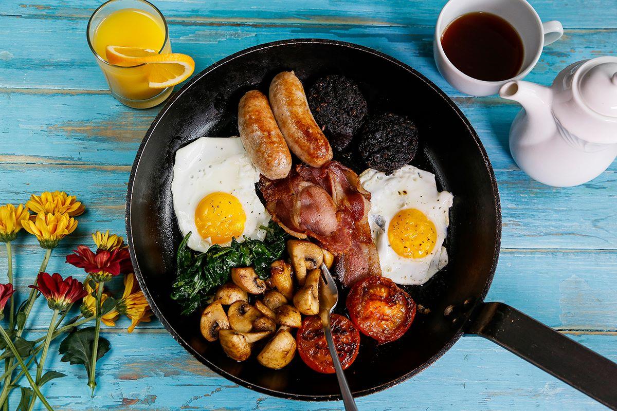 Wandering Breakfast